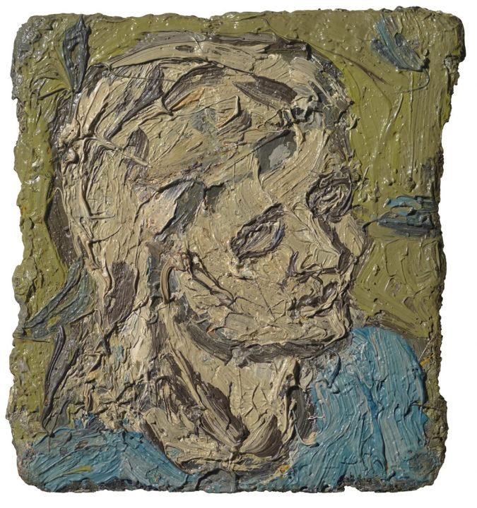 Leon Kossoff , Frieze