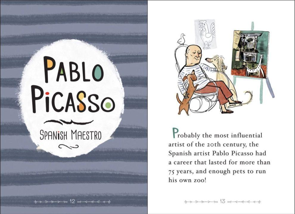 378a2fd4e73aaf 6 libri d'arte per bambini per imparare divertendosi | Artuu Magazine